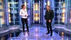 Sandrine Quétier dans 50 Minutes Inside - 09/02/13 - 21