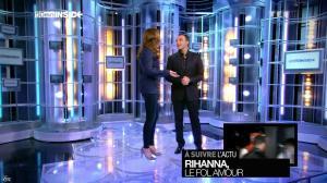 Sandrine Quétier dans 50 Minutes Inside - 16/02/13 - 01