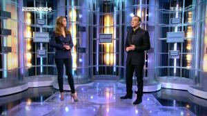 Sandrine Quétier dans 50 Minutes Inside - 16/02/13 - 02