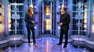 Sandrine Quétier dans 50 Minutes Inside - 16/02/13 - 04