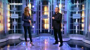 Sandrine Quétier dans 50 Minutes Inside - 16/02/13 - 05