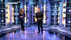 Sandrine Quétier dans 50 Minutes Inside - 16/02/13 - 06