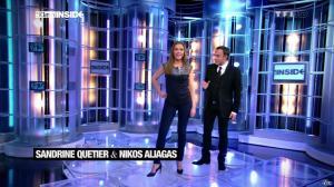 Sandrine Quétier dans 50 Minutes Inside - 19/01/13 - 02