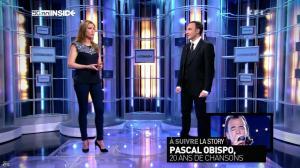 Sandrine Quétier dans 50 Minutes Inside - 19/01/13 - 03