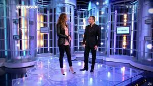 Sandrine Quétier dans 50 Minutes Inside - 23/02/13 - 02