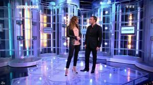 Sandrine Quétier dans 50 Minutes Inside - 23/02/13 - 03