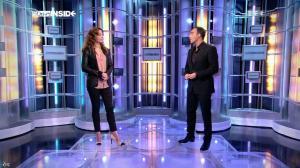 Sandrine Quétier dans 50 Minutes Inside - 23/02/13 - 08