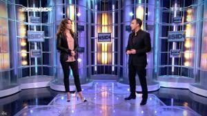 Sandrine Quétier dans 50 Minutes Inside - 23/02/13 - 09