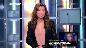 Sandrine Quétier dans 50 Minutes Inside - 23/02/13 - 15