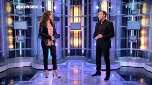 Sandrine Quétier dans 50 Minutes Inside - 23/02/13 - 16