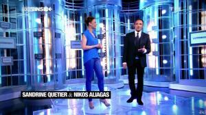 Sandrine Quétier dans 50 Minutes Inside - 23/03/13 - 02