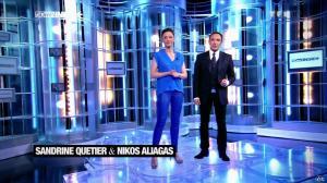 Sandrine Quétier dans 50 Minutes Inside - 23/03/13 - 03