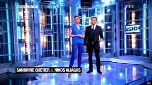 Sandrine Quétier dans 50 Minutes Inside - 23/03/13 - 04