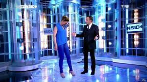 Sandrine Quétier dans 50 Minutes Inside - 23/03/13 - 09