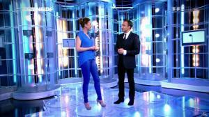 Sandrine Quétier dans 50 Minutes Inside - 23/03/13 - 10