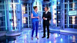 Sandrine Quétier dans 50 Minutes Inside - 23/03/13 - 11