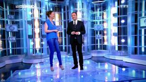Sandrine Quétier dans 50 Minutes Inside - 23/03/13 - 16