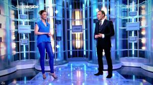 Sandrine Quétier dans 50 Minutes Inside - 23/03/13 - 24