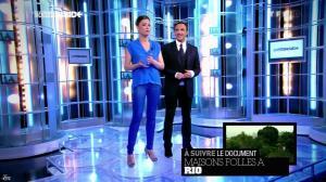 Sandrine Quétier dans 50 Minutes Inside - 23/03/13 - 48