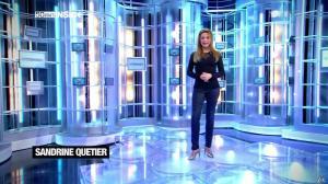 Sandrine Quétier dans 50 Minutes Inside - 26/01/13 - 01