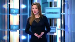Sandrine Quétier dans 50 Minutes Inside - 26/01/13 - 05