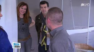 Sophie Ferjani dans Maison à Vendre - 27/03/13 - 09