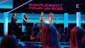 Sophie Thalmann, Virginie Guilhaume et Elodie Gossuin dans Simplement Pour un Soir - 30/03/13 - 38