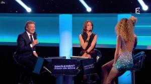 Sophie Thalmann, Virginie Guilhaume et Elodie Gossuin dans Simplement Pour un Soir - 30/03/13 - 39
