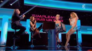 Sophie Thalmann, Virginie Guilhaume et Elodie Gossuin dans Simplement Pour un Soir - 30/03/13 - 46