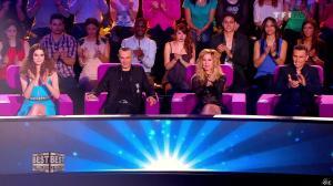 Alessandra Martines et Lara Fabian dans The Best - 23/08/13 - 05