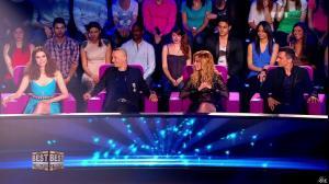 Alessandra Martines et Lara Fabian dans The Best - 23/08/13 - 07