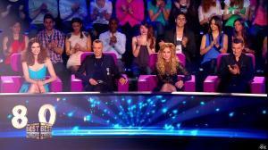 Alessandra Martines et Lara Fabian dans The Best - 23/08/13 - 10
