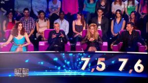 Alessandra Martines et Lara Fabian dans The Best - 23/08/13 - 15