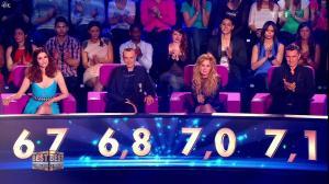 Alessandra Martines et Lara Fabian dans The Best - 23/08/13 - 20