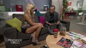 Caroline Receveur dans Hollywood Girls - 27/11/13 - 19