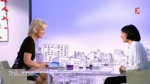 Catherine Ceylac dans The Ou Cafe - 16/02/14 - 05
