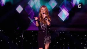 Céline Dion dans Céline Dion c est Votre Vie - 16/11/13 - 053