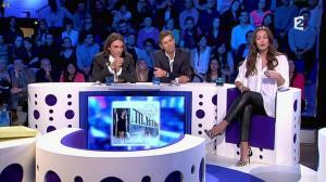Elisa Tovati dans On n'est pas Couché - 22/02/14 - 03