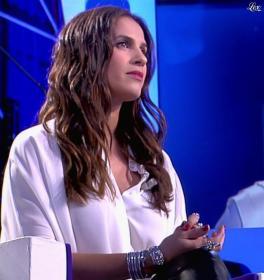 Elisa Tovati dans On n'est pas Couché - 22/02/14 - 08