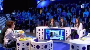 Elisa Tovati dans On n'est pas Couché - 22/02/14 - 09