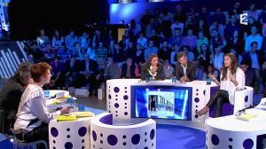 Elisa Tovati dans On n'est pas Couché - 22/02/14 - 10