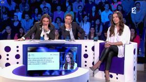 Elisa Tovati dans On n'est pas Couché - 22/02/14 - 13