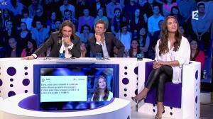 Elisa Tovati dans On n'est pas Couché - 22/02/14 - 15