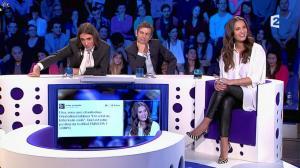 Elisa Tovati dans On n'est pas Couché - 22/02/14 - 17