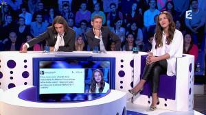 Elisa Tovati dans On n'est pas Couché - 22/02/14 - 21