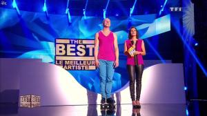 Estelle Denis dans The Best - 23/08/13 - 19