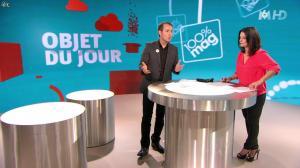 Faustine Bollaert dans 100 Mag - 28/02/14 - 03