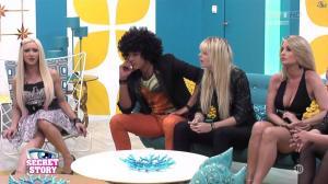 Florine et Sonja dans Secret Story - 05/07/13 - 02