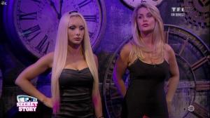 Florine et Sonja dans Secret Story - 12/07/13 - 03