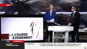 France Pierron dans Menu Sport - 04/02/14 - 05